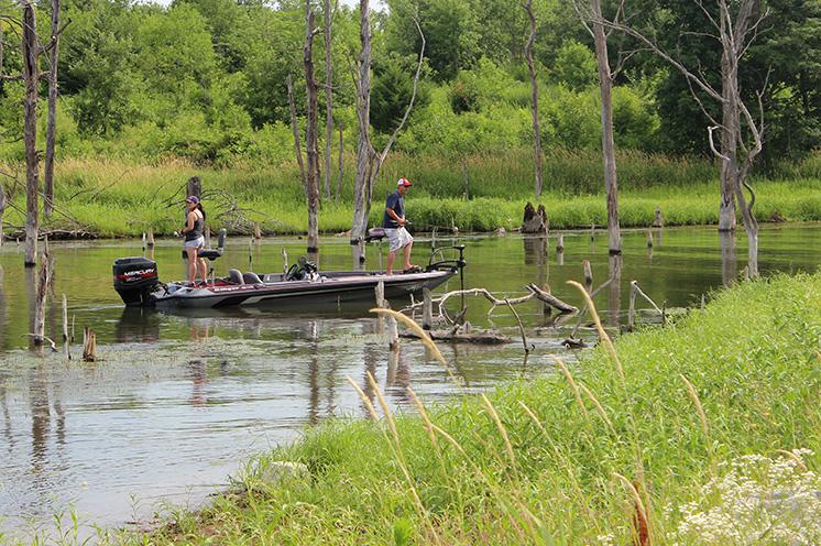 Mozingo lake recreation park maryville mo for Fishing lakes in missouri