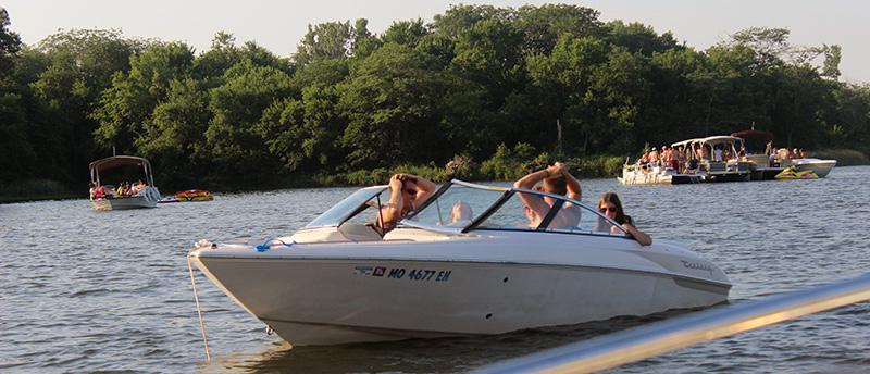 Recreation Mozingo Lake Recreation Park