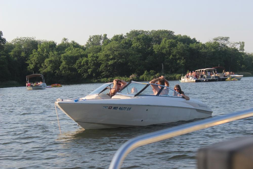 Boating - Mozingo Lake Recreation Park