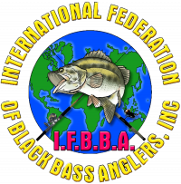 international federation of black bass anglers, inc logo